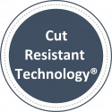 Slicing tool cut resistant clothing